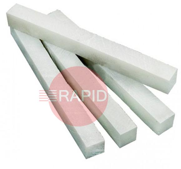 0691  French Chalk Square 100x10x10mm (Box 50)