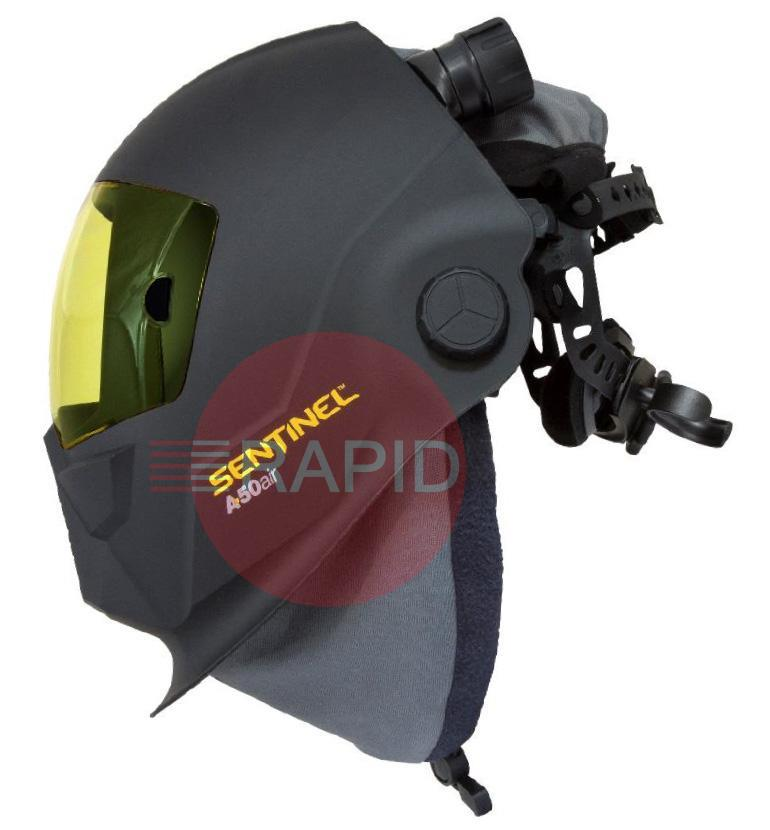 0700000801  ESAB Sentinel A50 Welding Helmet for Air