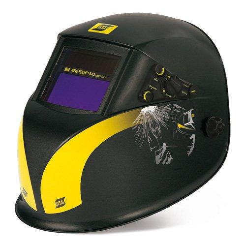 0700000957  ESAB New-Tech 9-13 ADC Plus Welding Helmet