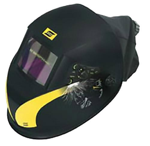 0700000960  ESAB New-Tech 6-13 ADC Plus Welding helmet prepared for fresh air