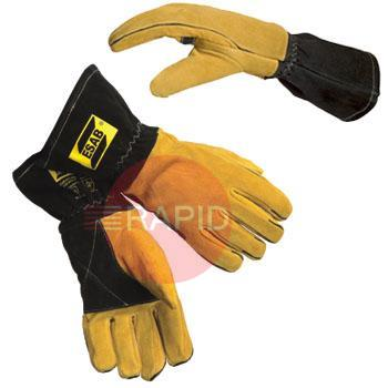 0700005040  ESAB Curved MIG Gloves XL
