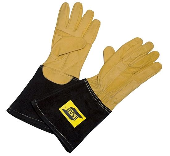 0700005042  ESAB Curved Tig Gauntlet Size 10 XL
