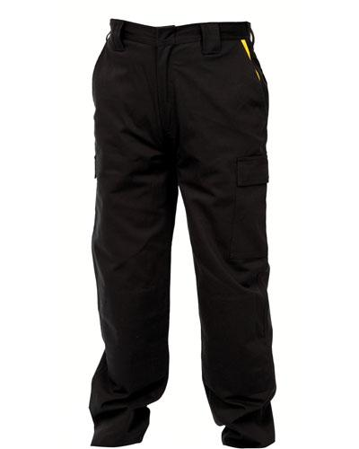 0700FR-TR  ESAB Flame Resistant Welding Trousers, CE Approved ISO11612 FR, ISO 11611 & EN61488