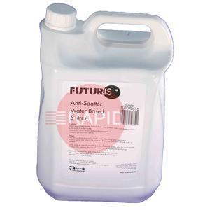 070510  ANTI SPATTER SPRAY WATER BASED 5 LTR DRUM