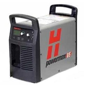 087107  Hypertherm Powermax 85 Power Source With CPC Port, Selectable Voltage Ratio & RS-485 Serial Interface Port.