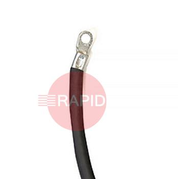 2232XX-RT  Hypertherm Work Cable with Ring Terminal.