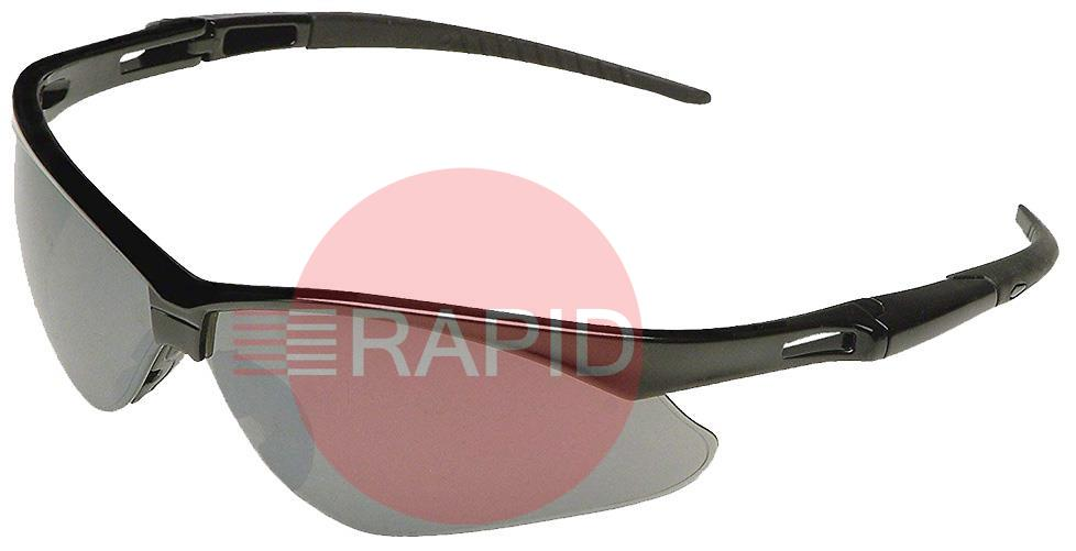 3000356  Millennia Sport Grey Lens Safety Spectacles. Conforms to EN 166 1.F and EN 172