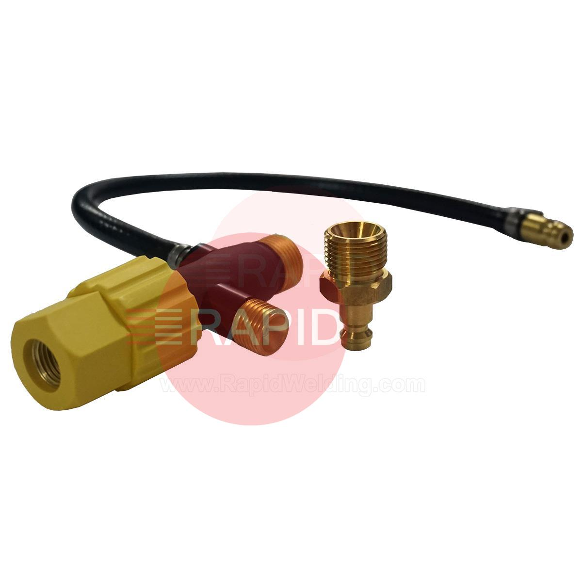 3148710  KEMPPI TORCH ADAPTOR GAS & WATER