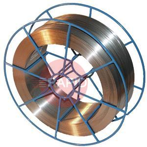 3471015SI  347 Si STAINLESS MIG 1.0mm 15kg spool