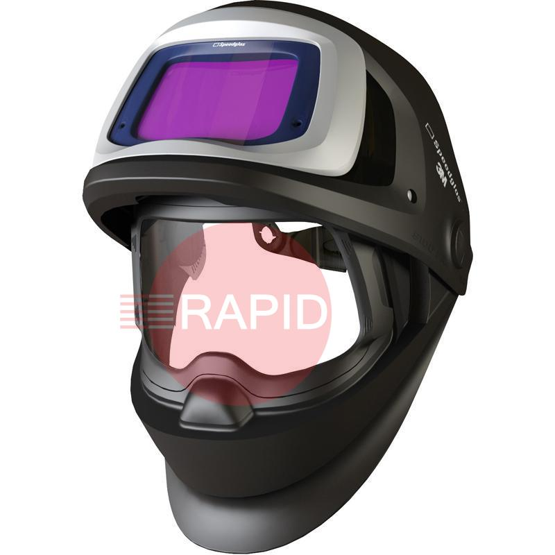 3M-541826  3M Speedglas 9100XXi FX Welding Helmet, 5/8/9-13 Variable Shade