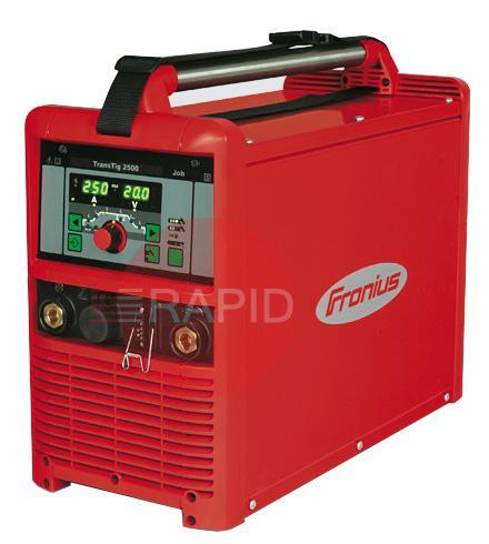 4,075,156  Fronius MagicWave 2500 Job G/F Tig Power Source