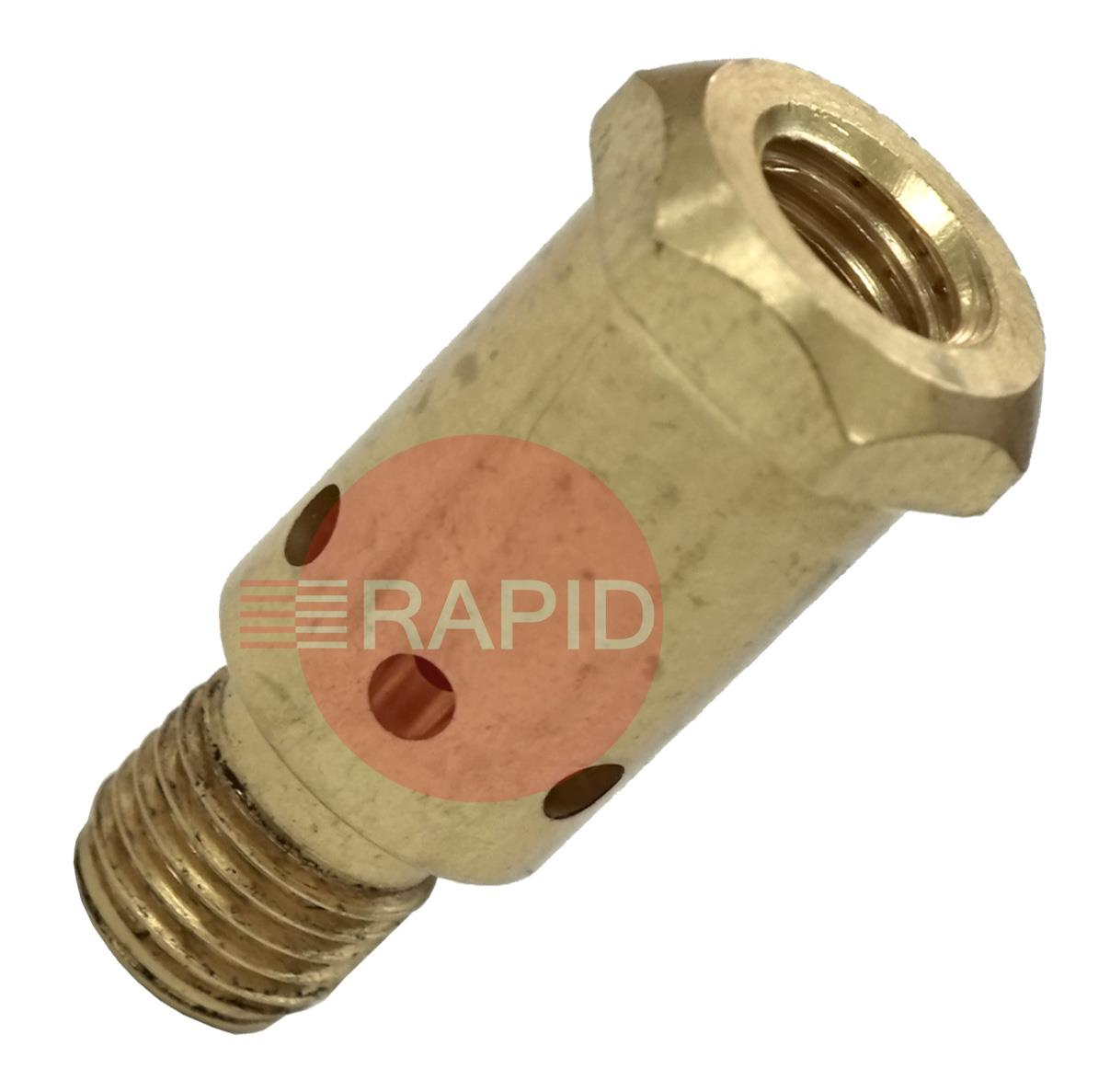 4304600  Contact Tip Adapter M8 (PMT 42, MMT 42, FE 42)