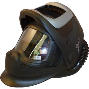 3M-542800  3M Speedglas 9100 FX Air Welding Shield with Head Band & Face Seal. Welding Filter not Included.
