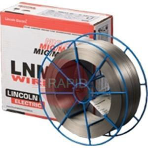 580921  Lincoln Electric LNM 12 ER70S-A1 1.2mm diameter 15Kg Reel