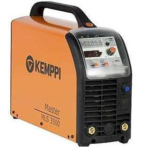 6104350  Kemppi Master 3500 MLS Power Source 350 amp 415V. Requires Function Panel