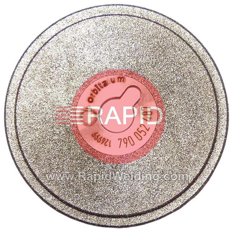 790052487  Orbitalum Fine Diamond grinding wheel for ESG Plus