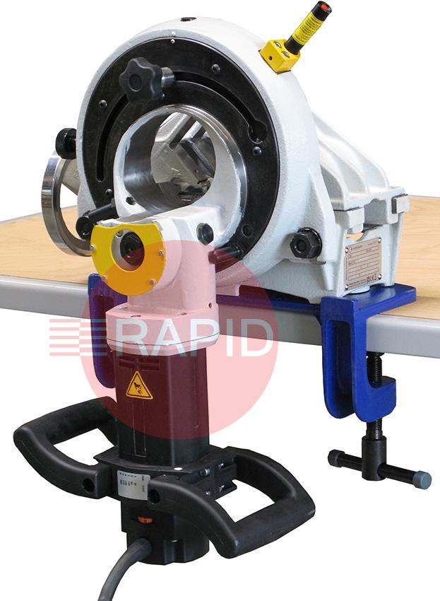 79014400X  Orbitalum GF GFX 3.0 Pipe Cutting and Beveling Machine