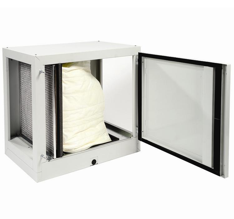 79500X0000  Plymovent SFM-25 Stationary Filter Unit with Disposable Bag Filter 2500 m³/h