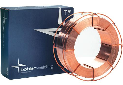 81849  Bohler Ti52 T-FD 1.2mm Seamless Cored Mig Wire 16kg (Requires Spool Adaptor) E71T1
