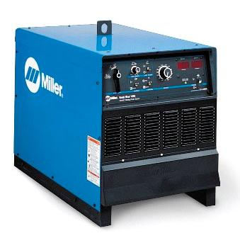 907363  Miller Gold Star 602 Arc Welder, 380/400/440 VAC
