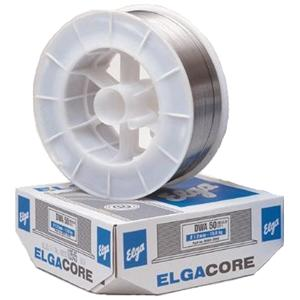 95612110  Elgacore DWA 55L Flux Core Wire 1.0MM 5KG Spool