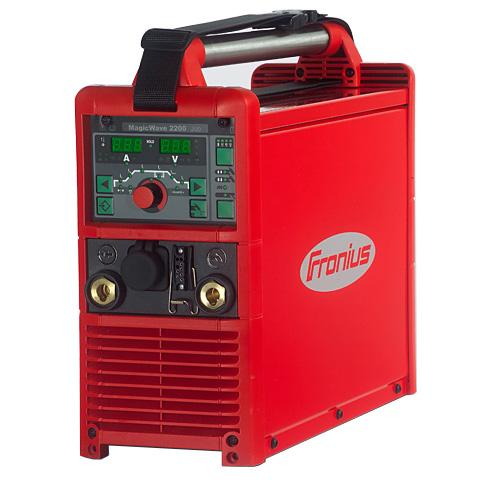 AFD-MW1700G  Fronius MagicWave 1700 Job AC/DC Tig Welder Package with TTG2200A 4m Torch and Earth, 230v