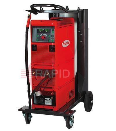 AFD-MW5000W  Fronius MagicWave 5000 Job AC/DC Water Cooled Tig Welder Package with TTW5000A Torch, 400v 3ph