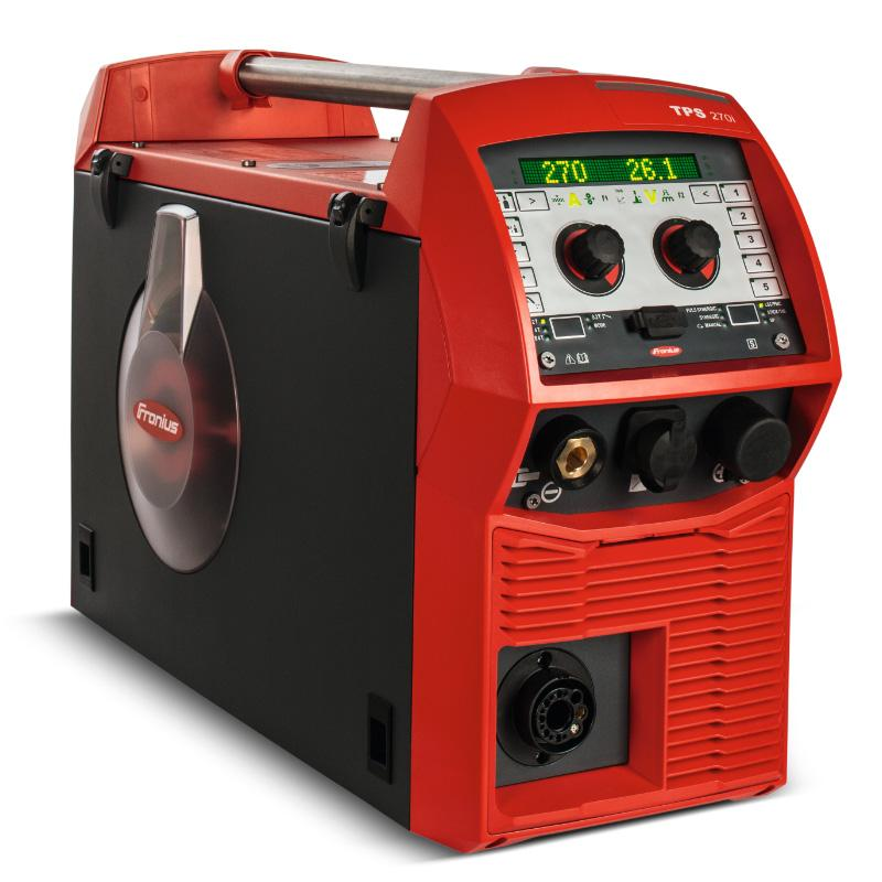 AFD-TPSI270CG  Fronius TPS 270i C Pulse Mig Welder Package with 3.5m MTG 320i Torch, 400v 3ph