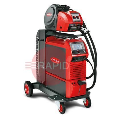 AFD-TPSI500W  Fronius TPS 500i Push Water Cooled Mig Package with 3.5m MTW 500i Torch, 400v 3ph