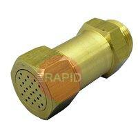 BFPHNM  Super Heating Adaptor For NM Torch Heads. Oxy Propane