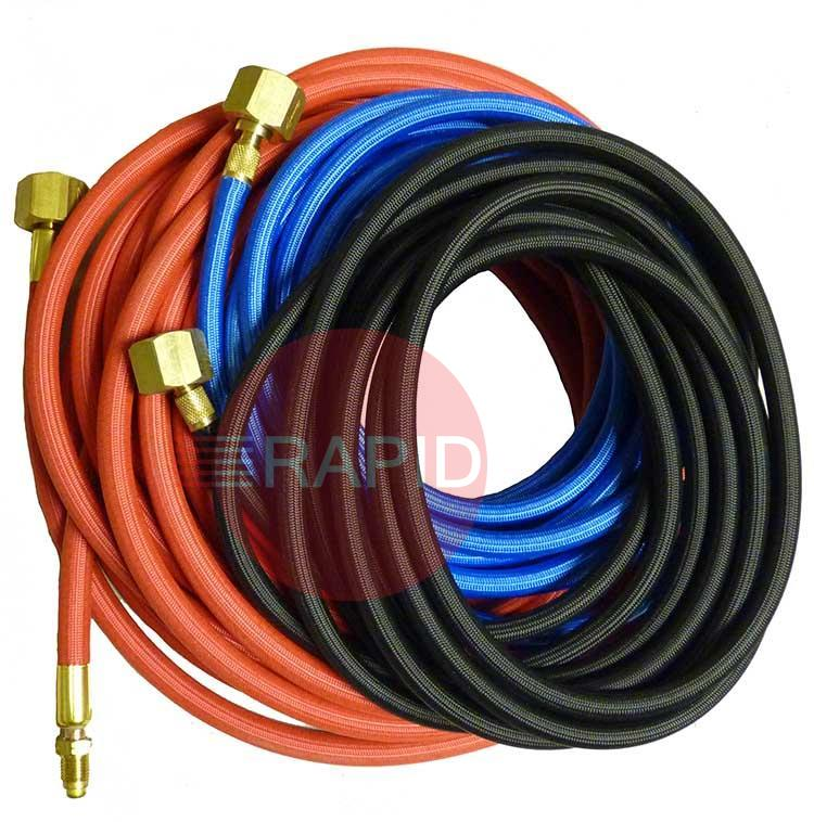 CK-2325SF  CK 7.6m Superflex Power Cable, Water and Gas Hose Set