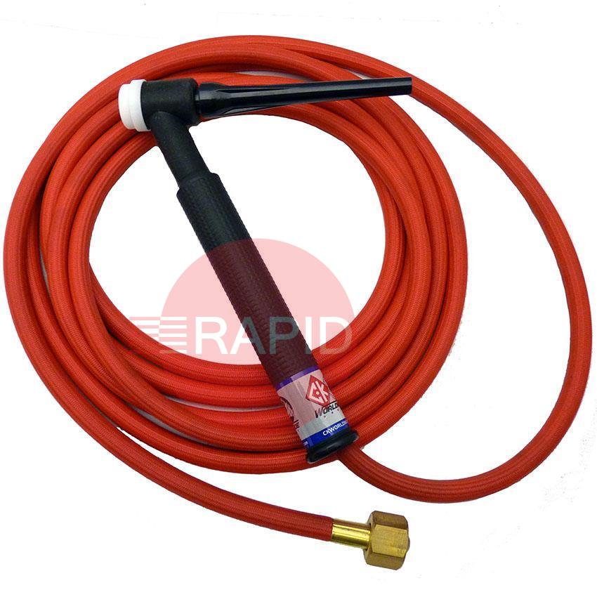 CK-CKC1512HSF  CPC150 2 Series Heavy Duty Contractors Torch With 4m Superflex Mono Cable. 3/8 BSP.