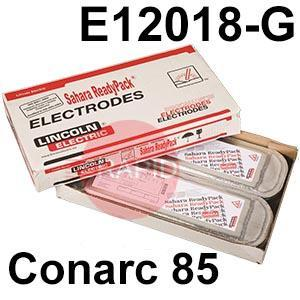 Conarc-85-SRP  Lincoln Electric Conarc 85 Vacuum Sealed SRP Pack, E12018-G-H4R