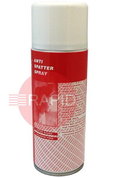DAS45A  Silicon Free Anti Spatter Spray 400ml