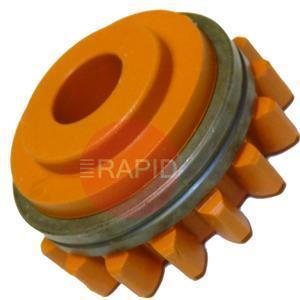 DURATORQUE  Kemppi Duratorque Lower Drive Roller For Kempact, Fastmig Synergic & Pulse, Fitweld