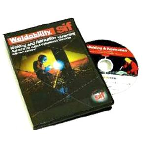 E-LEARNING  Self Learning DVD Package for New Welders