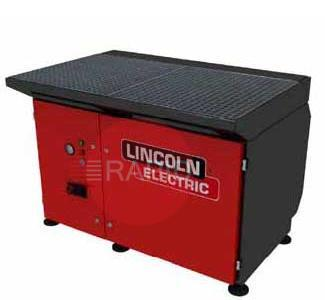 EM7234700700  Lincoln Downflex 400-MS Downdraft Extraction Table