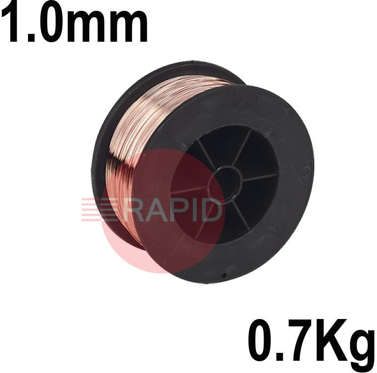 A181007  Futuris Mild Steel Wire A18 1.0mm x 0.7kg (170052)