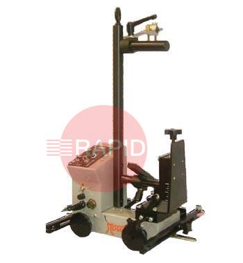 GM-03-100X  Gullco MOGGY Standard Carriage for Stitch Welding Continuous Travel