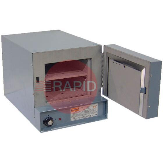 Gullco-125  Stackable Oven with thermostat. Temperature 100-550° F (38-288° C). 57kg Capacity