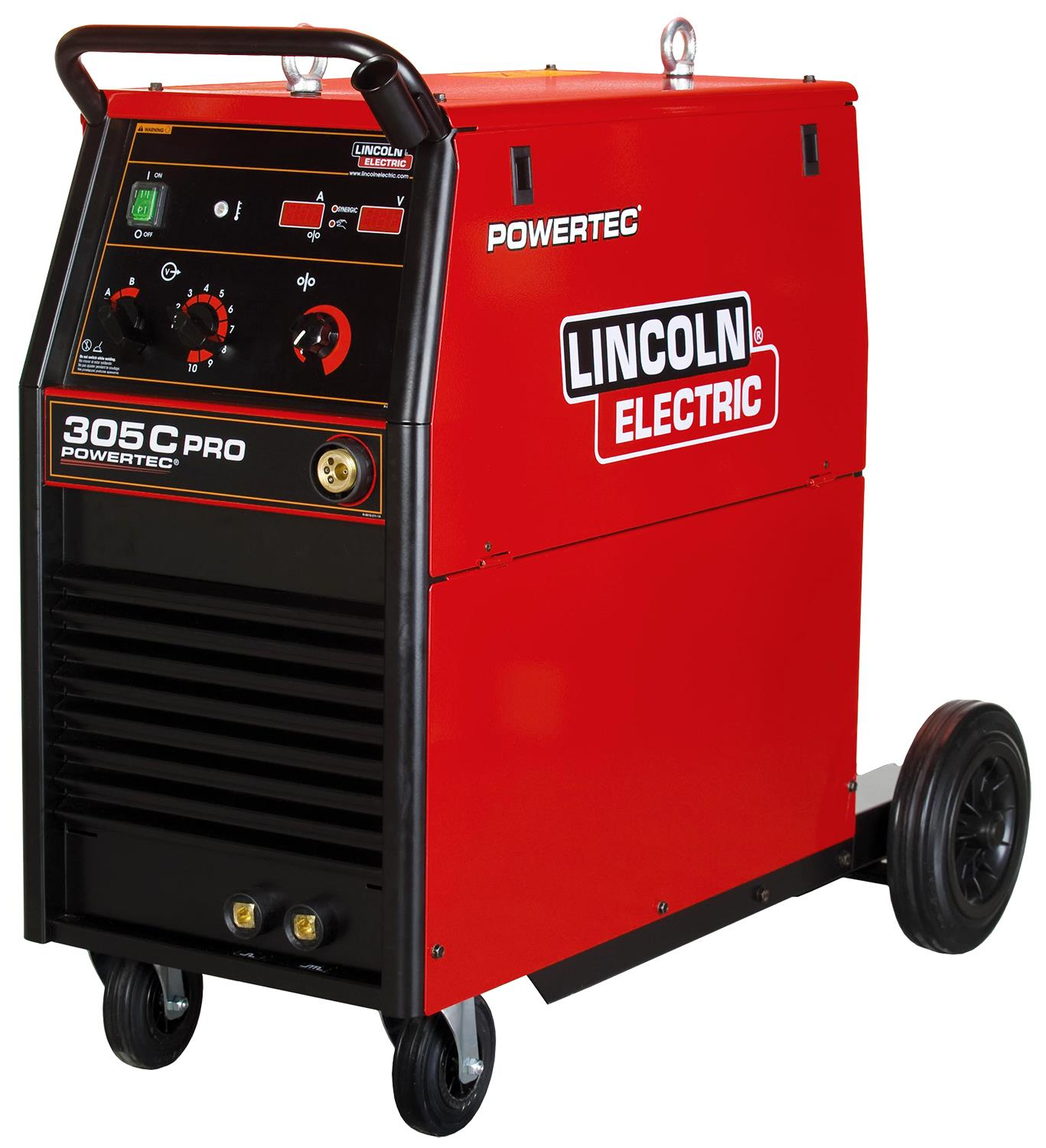 K14057-1  Lincoln Electric Powertec 305 C Pro Mig Welder 3Ph 400V