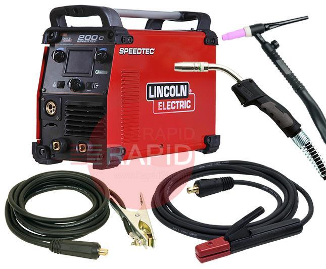 Buy Lincoln Speedtec 200C, 200A 5 in 1 Multi-Process Mig