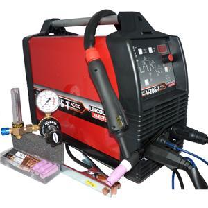 K1855-2AP  Lincoln Electric V205-T AC/DC Air-cooled Ready to Weld Package 1ph 230v / 110v