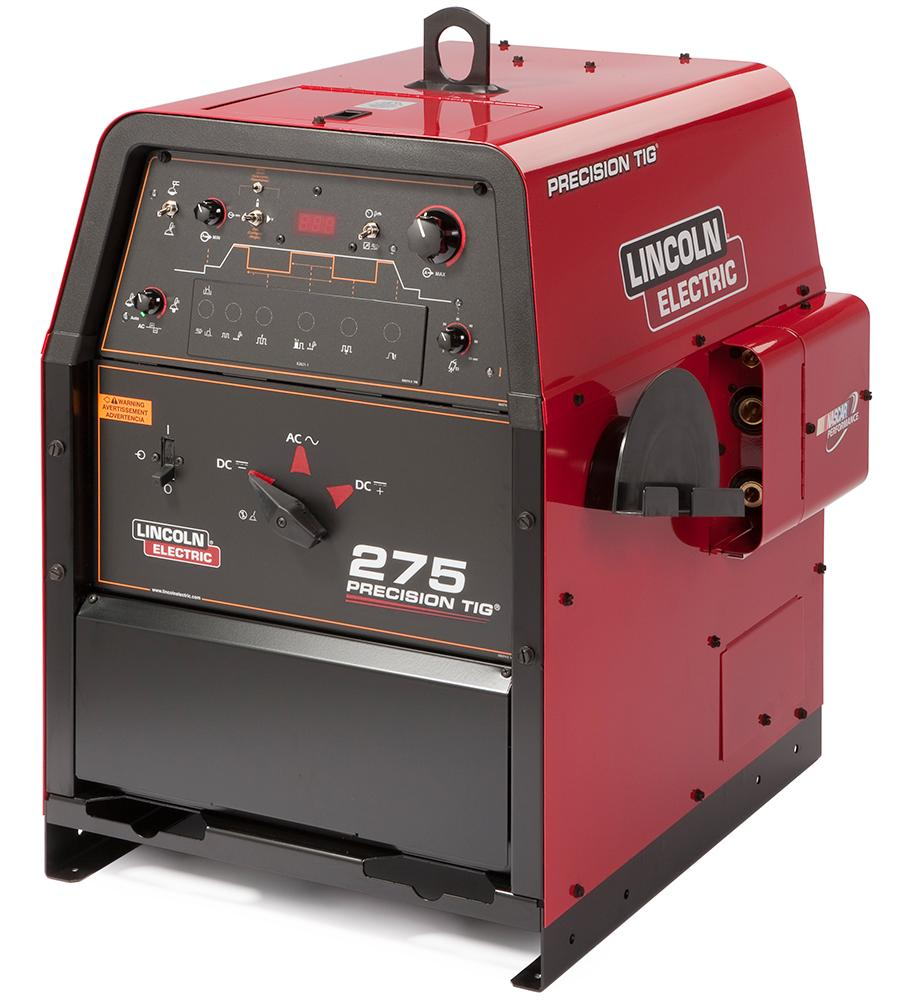 K2620-1P  Lincoln Precision Tig 275 Ready To Weld Package. 415v