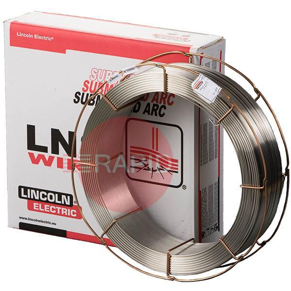 LNS304L  Lincoln Electric LINCOLNWELD LNS-304L, Stainless Steel Subarc Wire, AWS A5.9: ER308L