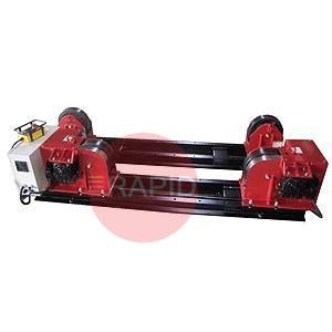 LPP5  5000kg Welding Rotators, Including Drive, Idler and pendant, 240v