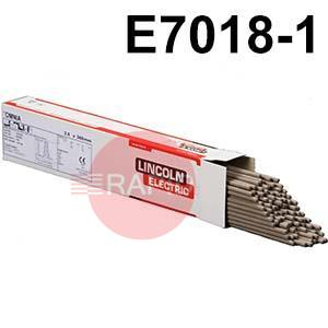 Lincoln-7018-1  Lincoln Electric 7018-1 Low Hydrogen Electrodes.