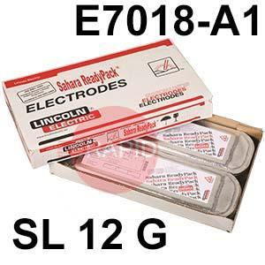 Lincoln-SL12G-SRP  Lincoln Electric SL 12 G Vacuum Sealed SRP Pack, Low Hydrogen Electrodes, E7018-A1-H4R