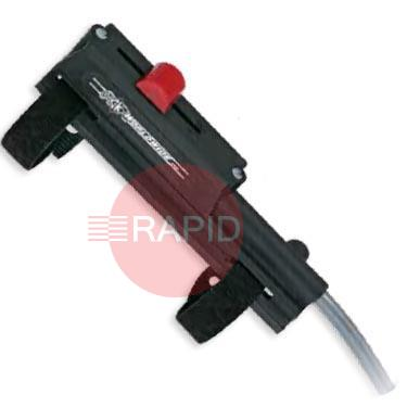 Lincoln5Pin-LA-RC  CK Amptrak Rotary Amperage Control with Velcro Straps for Lincoln Electric Machines, 5 pin Plug