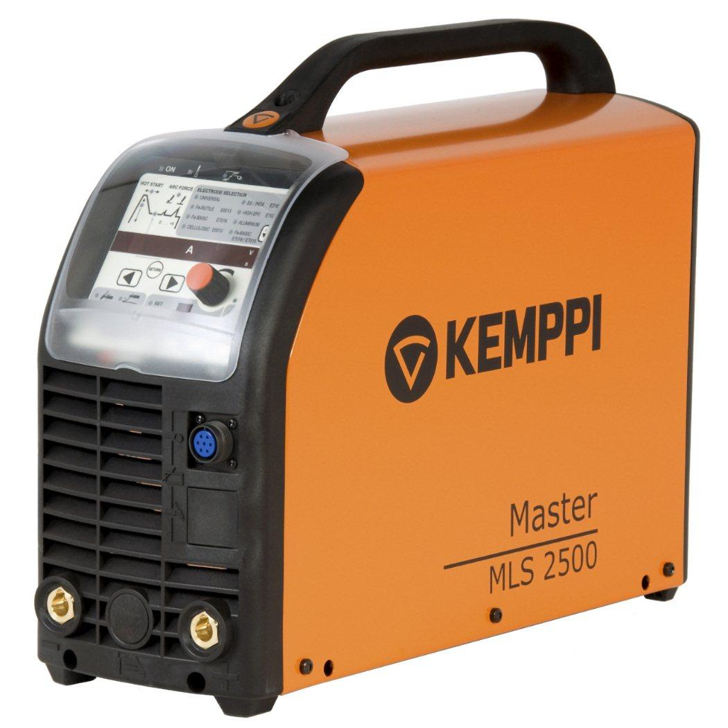 P0110  Kemppi Master 2500 MLS Arc Welder With MEX Advanced Function Panel 400V, 3Ph